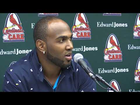 Marcell Ozuna Excited To