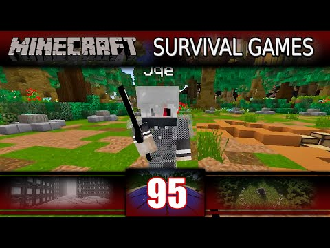 Minecraft - Survival Games - SURVIVAL GAMES 2.0! (Minecraft PVP)