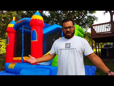 Bounceland Bounce House -  Friday Finds