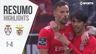 Highlights   Resumo: Feirense 1-4 Benfica (Liga 18/19 #28)