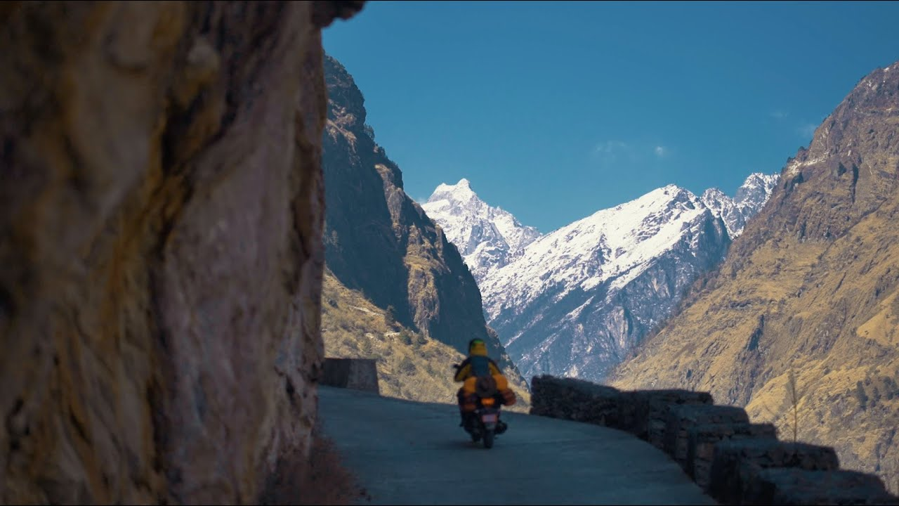 | To the Mountains | Yamaha RayZR Teaser |