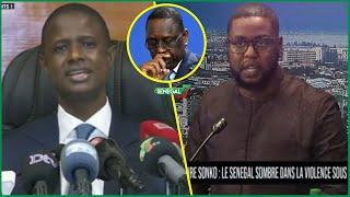 P M Diallo sur le discours d'Antoine Diome