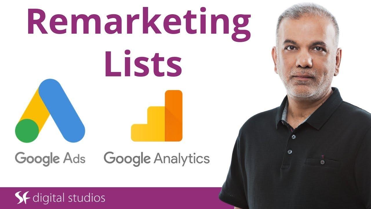 Google Ads (Google AdWords) Remarketing 2019