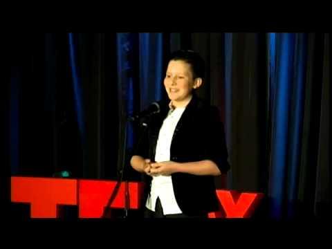 Entertainer | Will Trigo Ebere | TEDxChathamKent