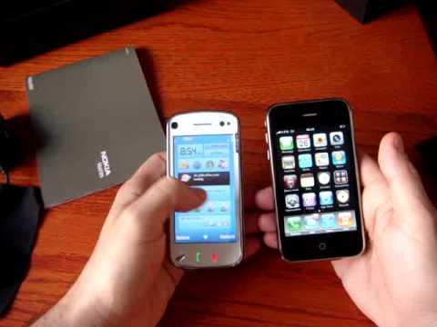 Apple iPhone 3G S vs Nokia N97 (Ita) Primo contatto