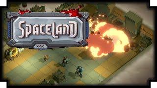 Spaceland - (XCom Inspired Turn-Based Tactical Game)