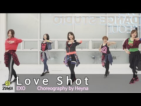 Love Shot - EXO / Kpop / Choreography / ZIN™ / Wook's Zumba® Story / Heyna