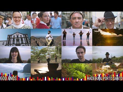 Notas de Alegria - 600 years Madeira and Porto Santo // RTP Official Hymn (Pedro Camacho)
