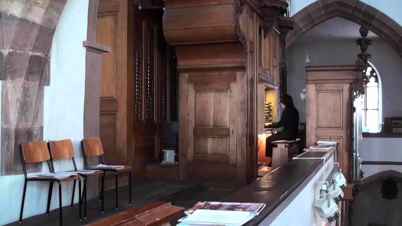 Johann Sebastian Bach Fuge