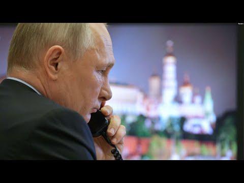 Слабый Путин?