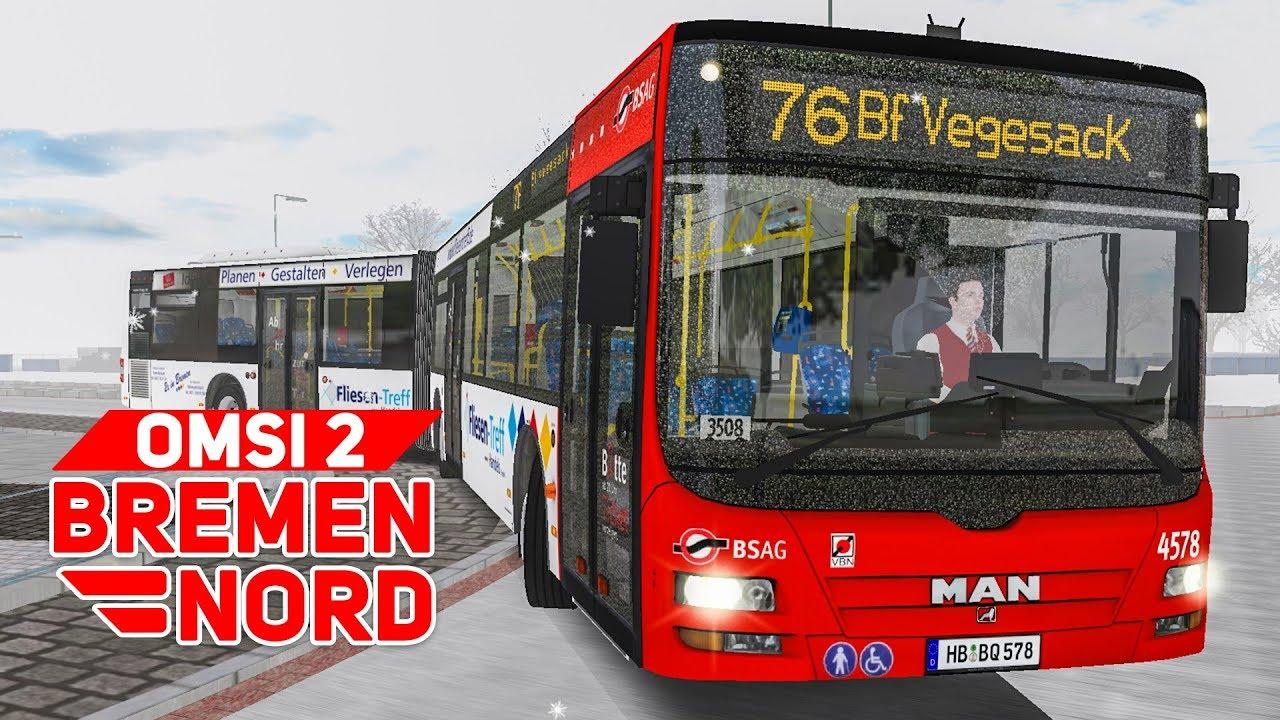 Bremen fahrplan bsag 1 Route: