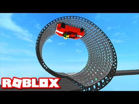 Thumbnail: EPIC CAR OBBY IN ROBLOX