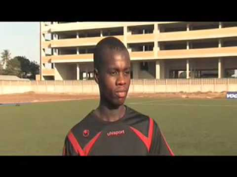 Tanzanian Dream, Africa Soccer Profile of star football player Omega