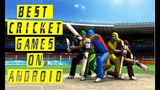 Cricket Best Games For Android -  Cricket Games 2019 Android