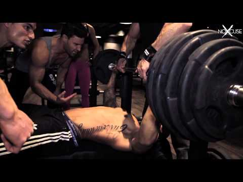 noXcuse - HOLD STRONG! FITNESS BODYBUILDING MOTIVATION! [REUPLOAD]