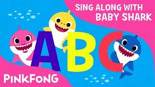Скачать Shark ABC Now I Know My ABCs Sing Along With Baby Shark Pinkfong Songs For Children