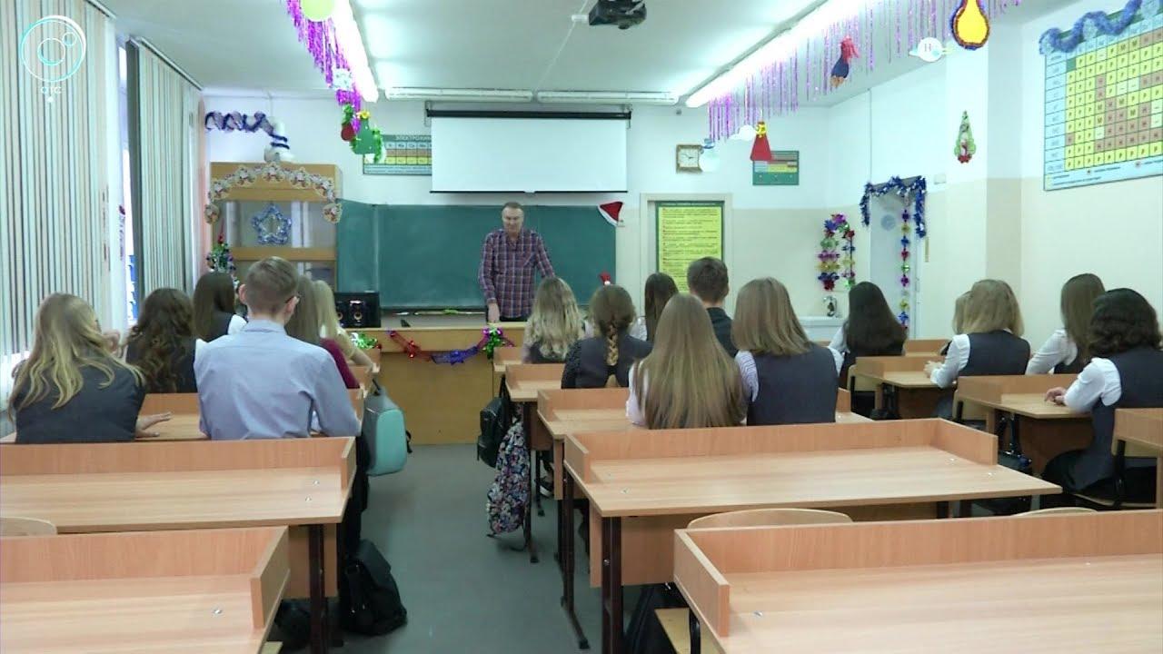 Известный анестезиолог Александр Колосов провёл урок в медицинском классе