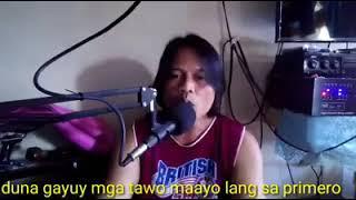 FACE MASK LAGI UY parody cover song PARA MALUWAS TA