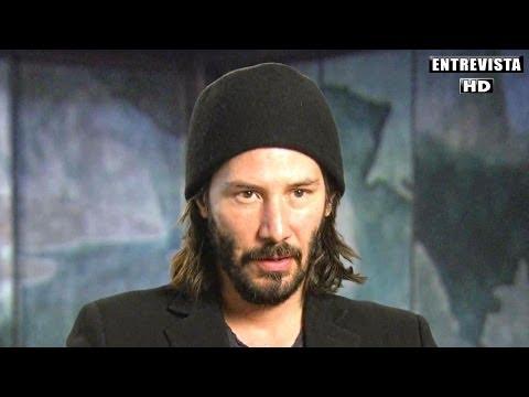 LA LEYENDA DEL SAMURÁI 47 RONIN Entrevista 2013 Español