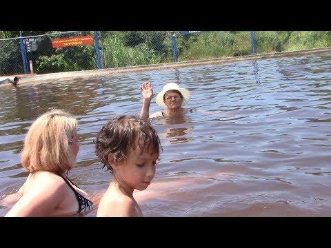 Горячий источник в хуторе Кубанский