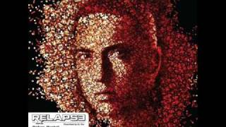 Eminem My Darling 2009 Relapse Bonus Disk with Lyrics