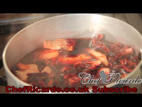 Sorrel Drink For Your Christmas Day | Recipes By Chef Ricardo