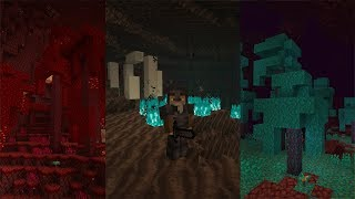Minecraft ▶ Nether Update! New Biomes, New Tools/Armor