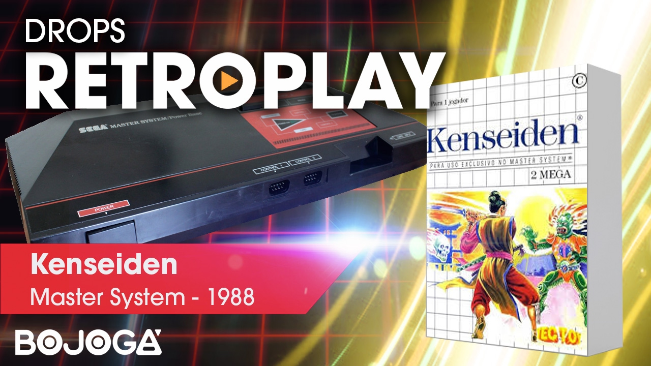 Drops Retroplay - Kenseiden - Master System - YouTube 1aa3f36f8d