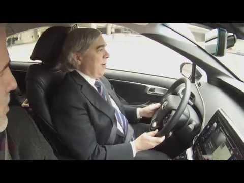 Test Driving the Toyota Mirai