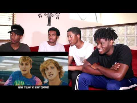 The Rise Of The Pauls  feat. Jake Paul #TheSecondVerse Reaction
