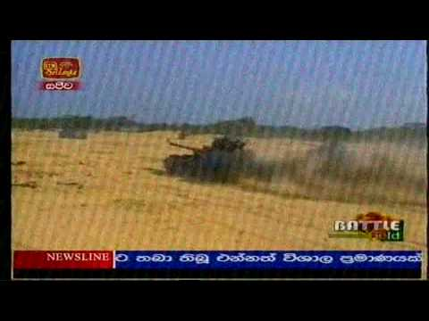 Wanni Operations SLA 55th Div Moves Further in To LTTE Territory