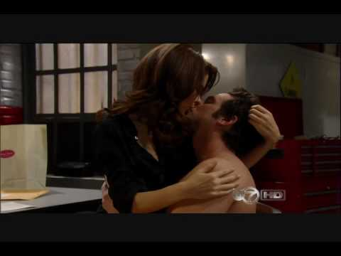 General Hospital's Johnny and Olivia - 03/25/10