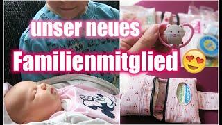 Wir haben ein neues Baby in der Familie   Weekly-Vlog   JuMarie