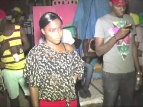 NINJA TIPPA MASS U present British Jamaica Link-up @ Greenwich Farm