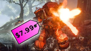 EA Can't Decide Whether To Ruin Anthem With Microtransactions