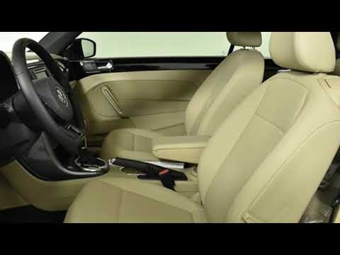 New 2019 Volkswagen Beetle Convertible Atlanta, GA #VB19017 - SOLD