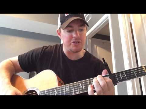 Overwhelmed - Big Daddy Weave Guitar Lesson (Matt McCoy)