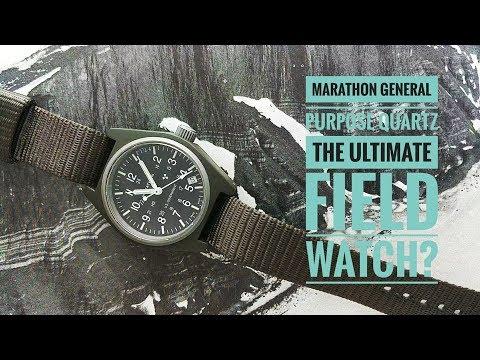 Marathon General Purpose Quartz - The Ultimate Field Watch?