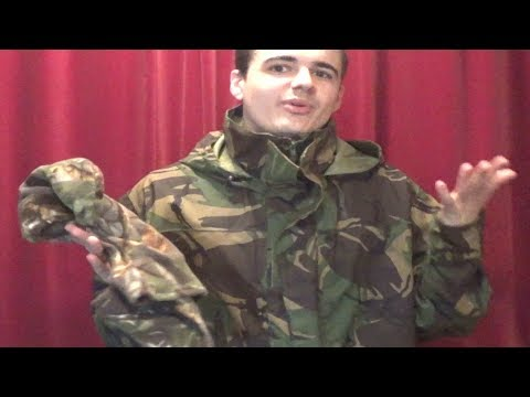 Why Military Camo Beats Hunting Camo