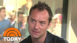 Jude Law On His Performance As Thomas Wolfe In 'Genius' | TODAY