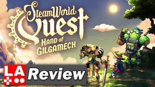 SteamWorld Quest Review | Nintendo Switch (Video Game Video Review)