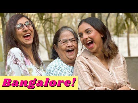 VLOG: Surprising My Family In Bangalore! 🇮🇳