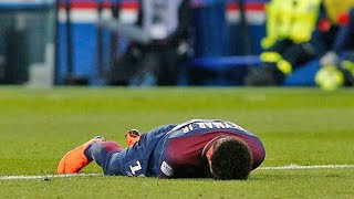 The day Neymar Jr Almost DIED