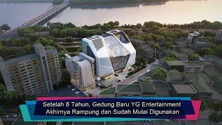 Setelah 8 Tahun, Gedung Baru YG Entertainment Akhirnya Rampung dan Sudah Mulai Digunakan