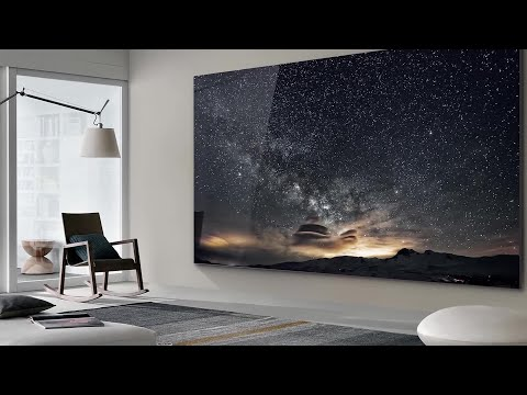 Brian Taylor - You Need this 219 Samsung TV Debuting At CES 2019