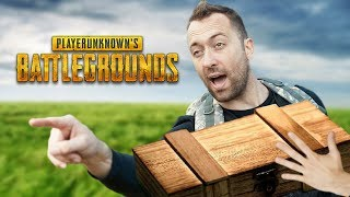 Where do those crates appear from in PUBG? - Death Crate