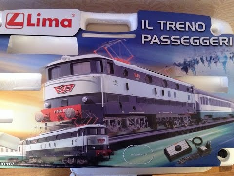 Lima Treno Passeggeri, Hornby Train Sets, Toy Electric Train – Video for Children, Kids Toddlers