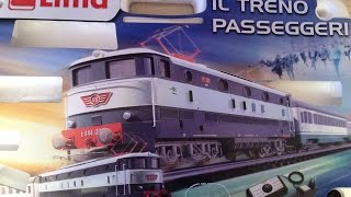 Lima Treno Passeggeri, Hornby Train Sets, Toy Electric Train - Video for Children, Kids Toddlers
