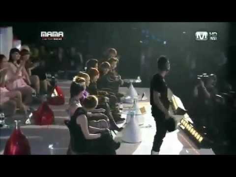 MAMA 2010   Taeyang Kiss Dara from 2NE1  HD    YouTube flv