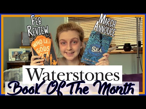 'Who Let The Gods Out' Book Review | Waterstones February 2017 Childrens Book Of The Month